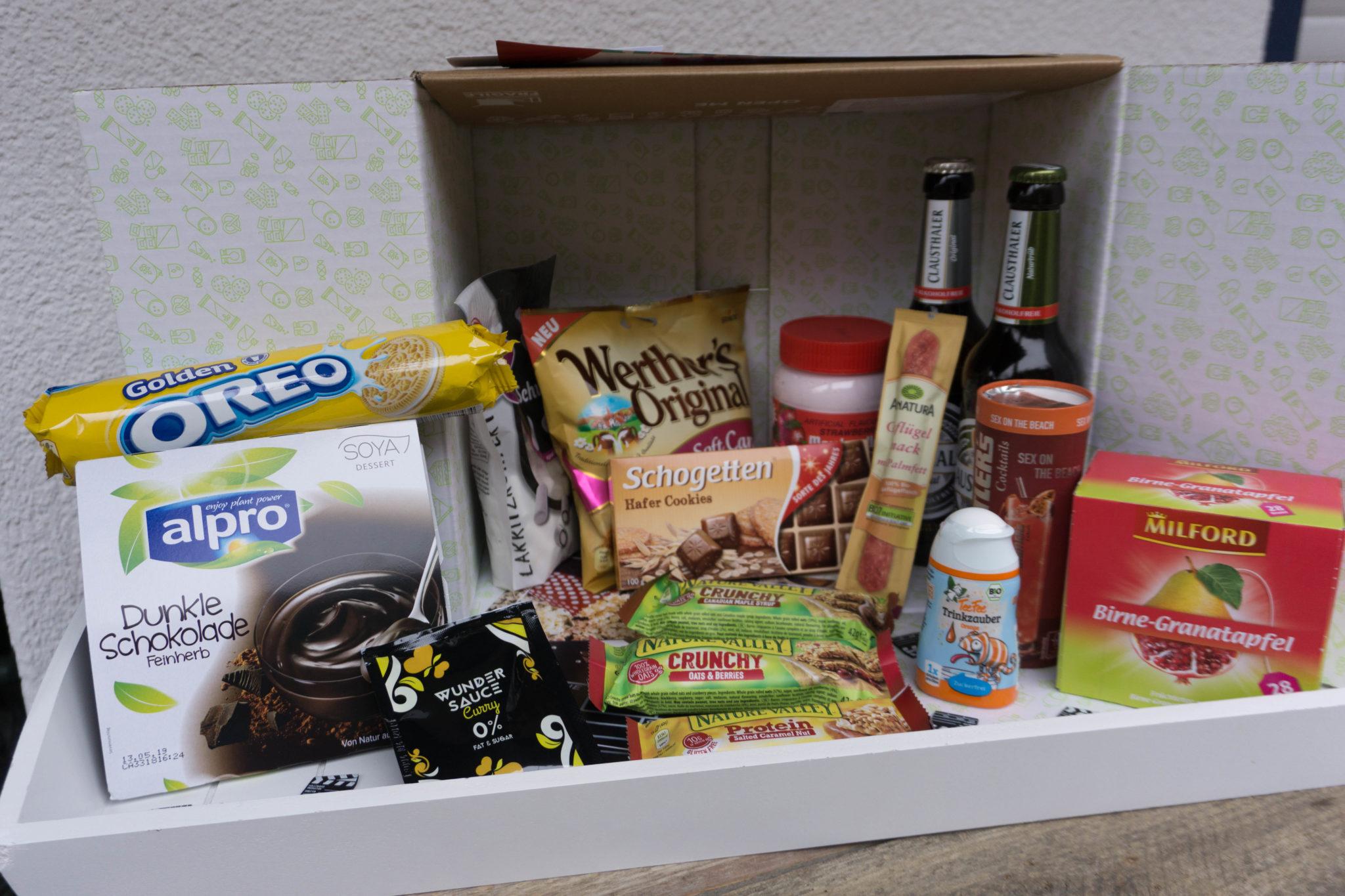 Degusta BOX Februar 2019