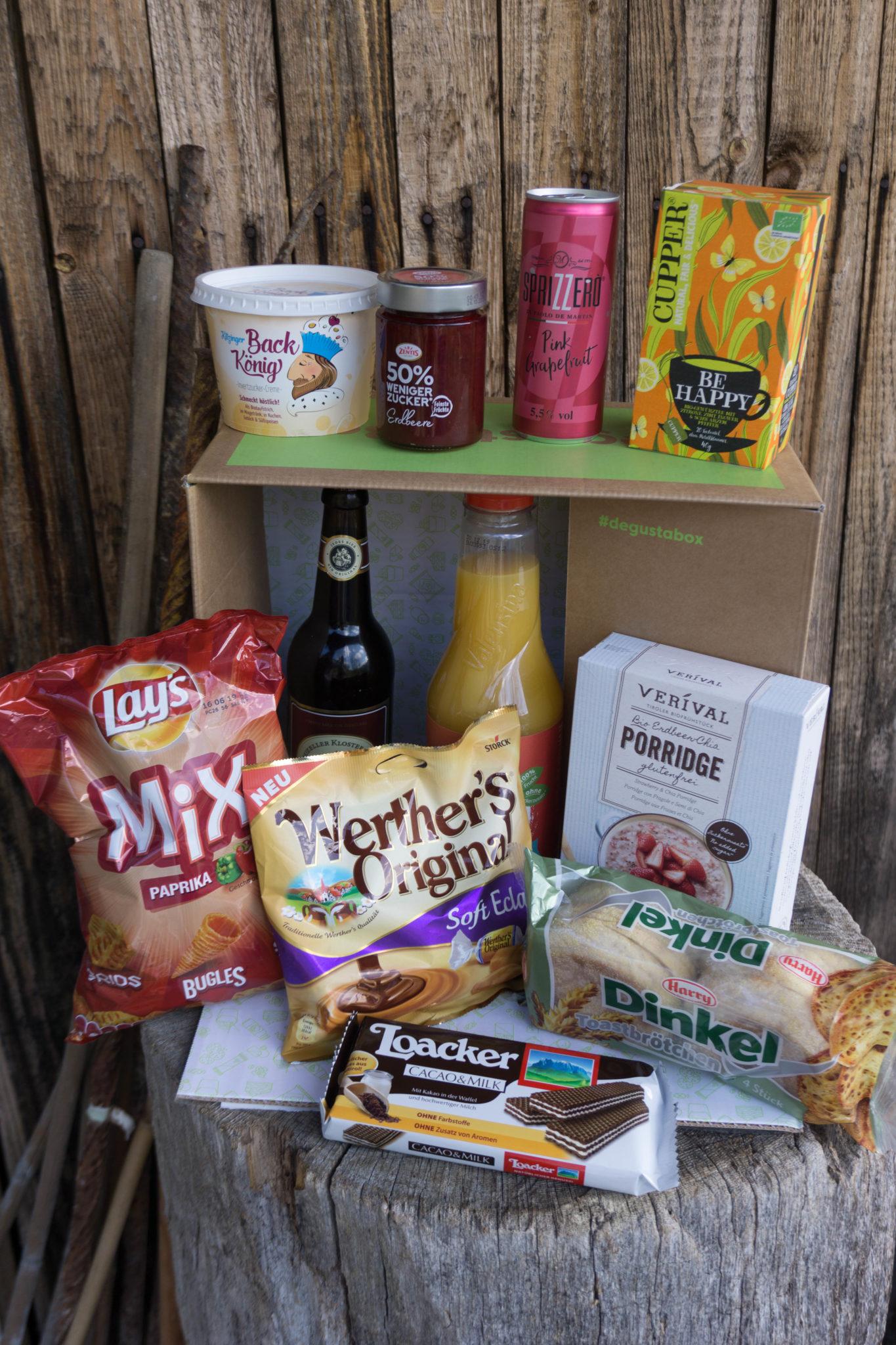 Degusta Box – OSTERBRUNCH BOX
