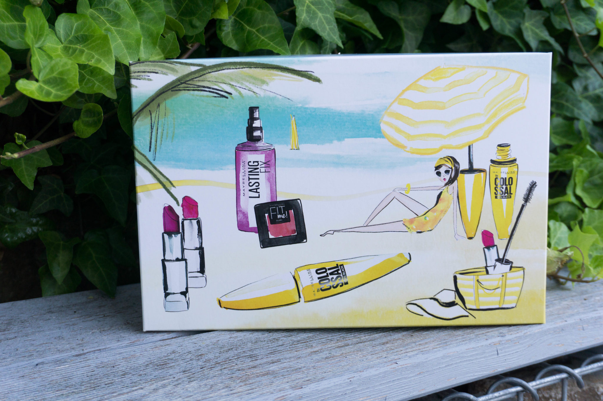 Maybelline Sommerbox