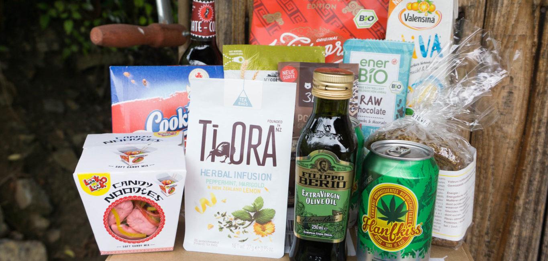 Degusta Box September